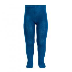 Plain stitch basic tights ATLANTIC