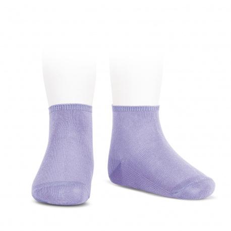 Calcetines tobilleros algodón elástico MALVA