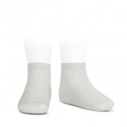 Calcetines tobilleros algodón elástico PERLADO