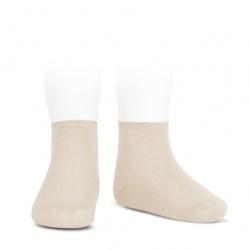 Calcetines tobilleros algodón elástico LINO