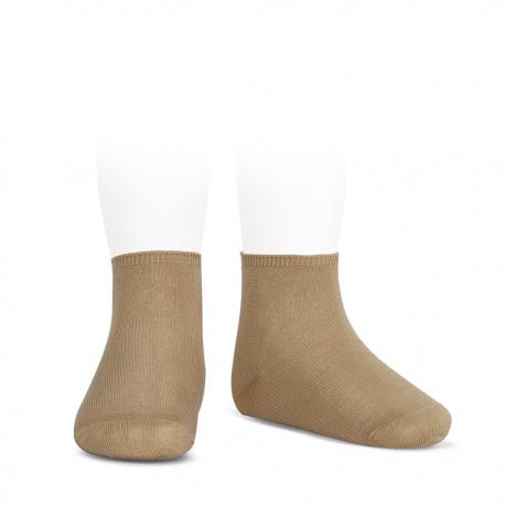 Calcetines tobilleros algodón elástico CUERDA