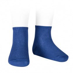 Elastic cotton ankle socks ATLANTIC