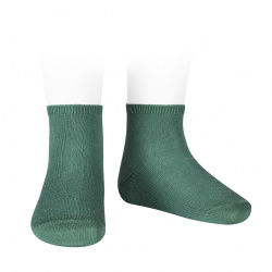 Elastic cotton ankle socks CEDAR