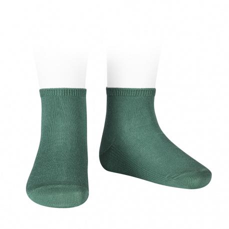 Calcetines tobilleros algodón elástico CEDRO