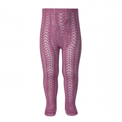 Perle openwork tights CASSIS