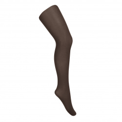 Collants condorel.la microfibre MARRON
