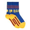 Short barça socks