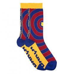 Barç circle men socks