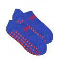 Men gym non-slip socks with barça letters