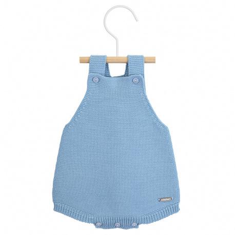 Barboteuse bébé tricot coton NUAGE