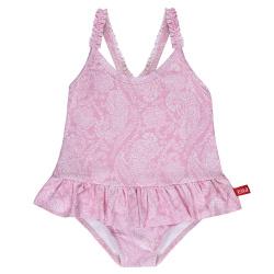 Maillot de bain pink ballerina upf50 jupe PETALE