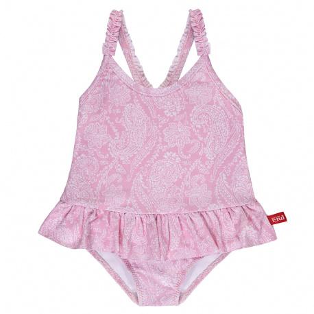 Bañador upf50 con faldita pink ballerina PETALO