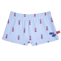 Med riviera upf 50 boxer swimsuit BABY BLUE