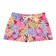 Caribe quick dry boxer swimsuit RED