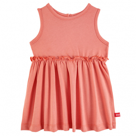 Dress with back opening PEONY