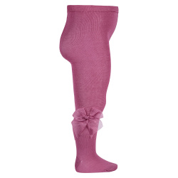 Ceremony tights with organza bow CASSIS
