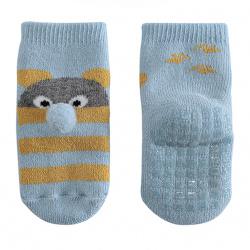 Teddy non-slip short socks CLOUD