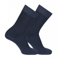 Calcetines punto liso hombre extra suaves