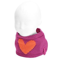 Cuello bebé corazón BUGAMBILIA
