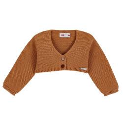Bolero en tricot CANNELLE