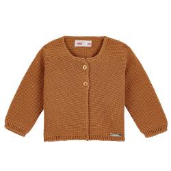 Cardigan en tricot CANNELLE