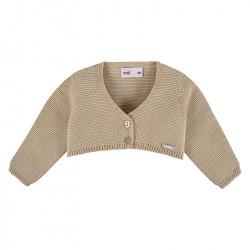 Bolero en tricot NOUGAT