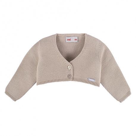 Bolero en tricot PIERRE