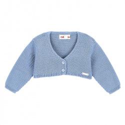 Bolero en tricot BLEUTE