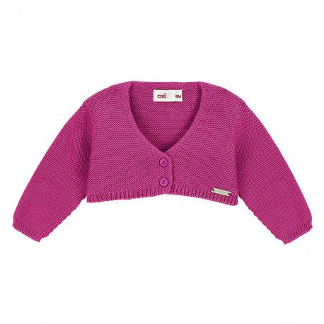 Bolero en tricot BUGAINVILLE