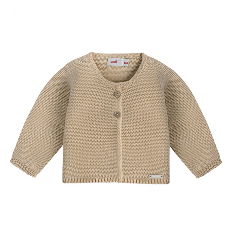 Cardigan en tricot NOUGAT