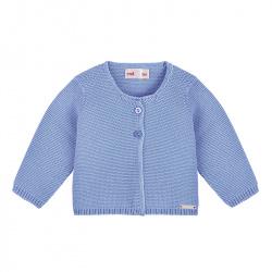 Cardigan en tricot BLEUTE