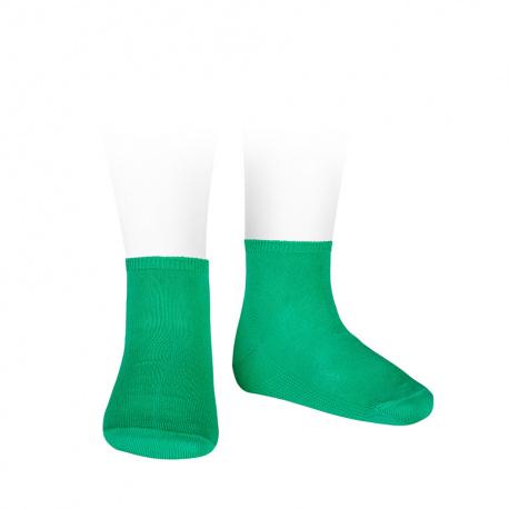 Calcetines tobilleros algodón elástico CLOROFILA