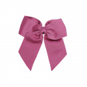 Hairclip with grossgrain bow CASSIS