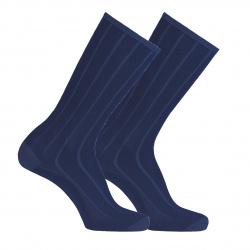 Men modal rib loose fitting socks