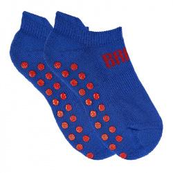 Kids gym non-slip triner socks barça letters