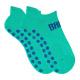 Chaussettes invisibles anti-dérapants barça letres
