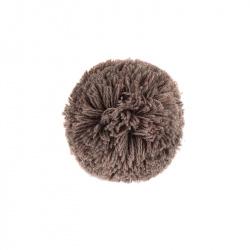 Pince à cheveux avec pompon TRONC