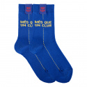 Calcetines cortos linea free spirit més que un club