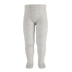Calzamaglie in misto lana con riciamo inrilieve ALLUMINIO