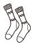 talla calcetines infantil