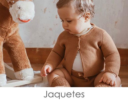 jaquetes punt nado infantil