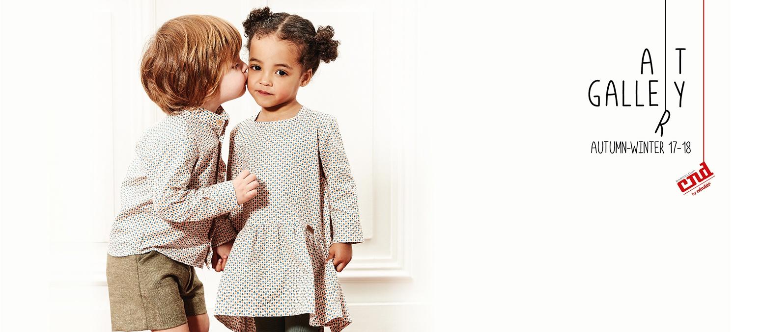 Colección moda infantil