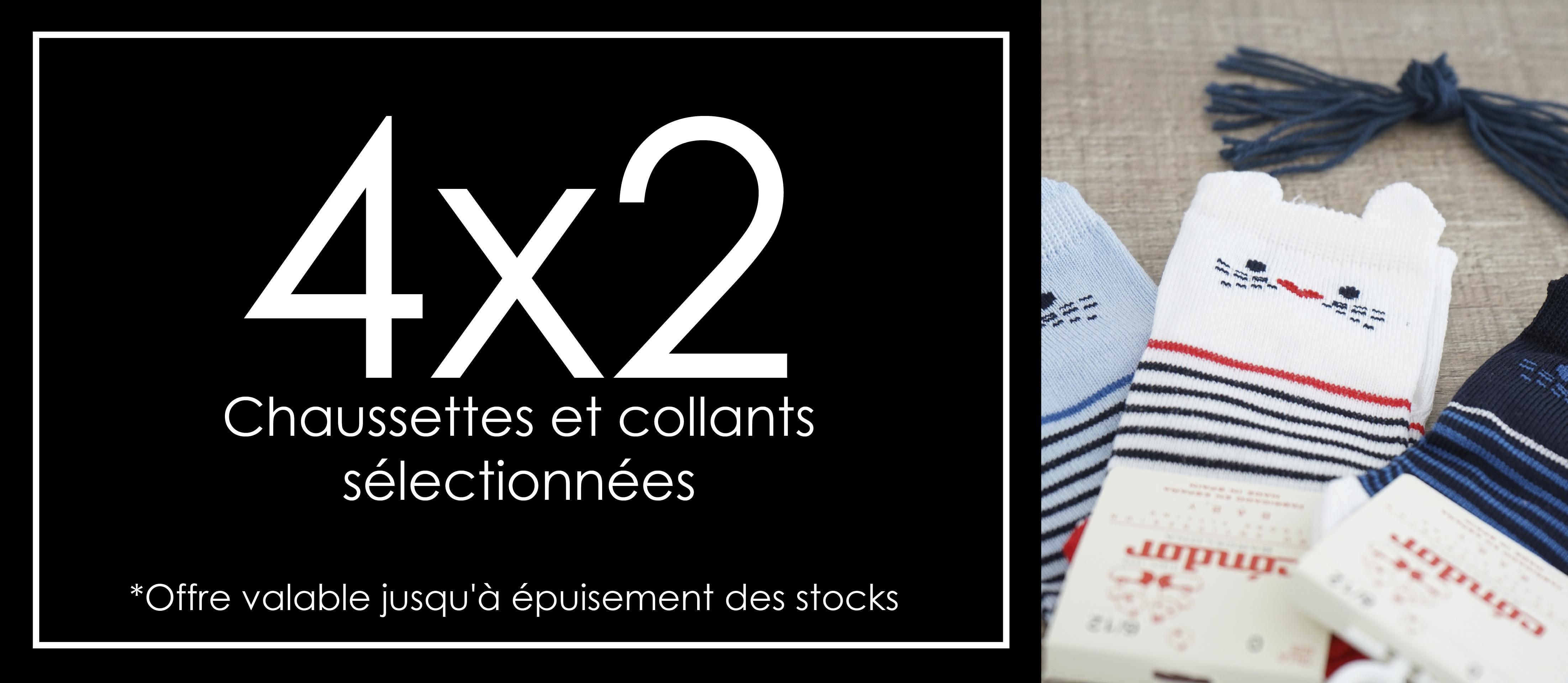 Chaussettes soldes