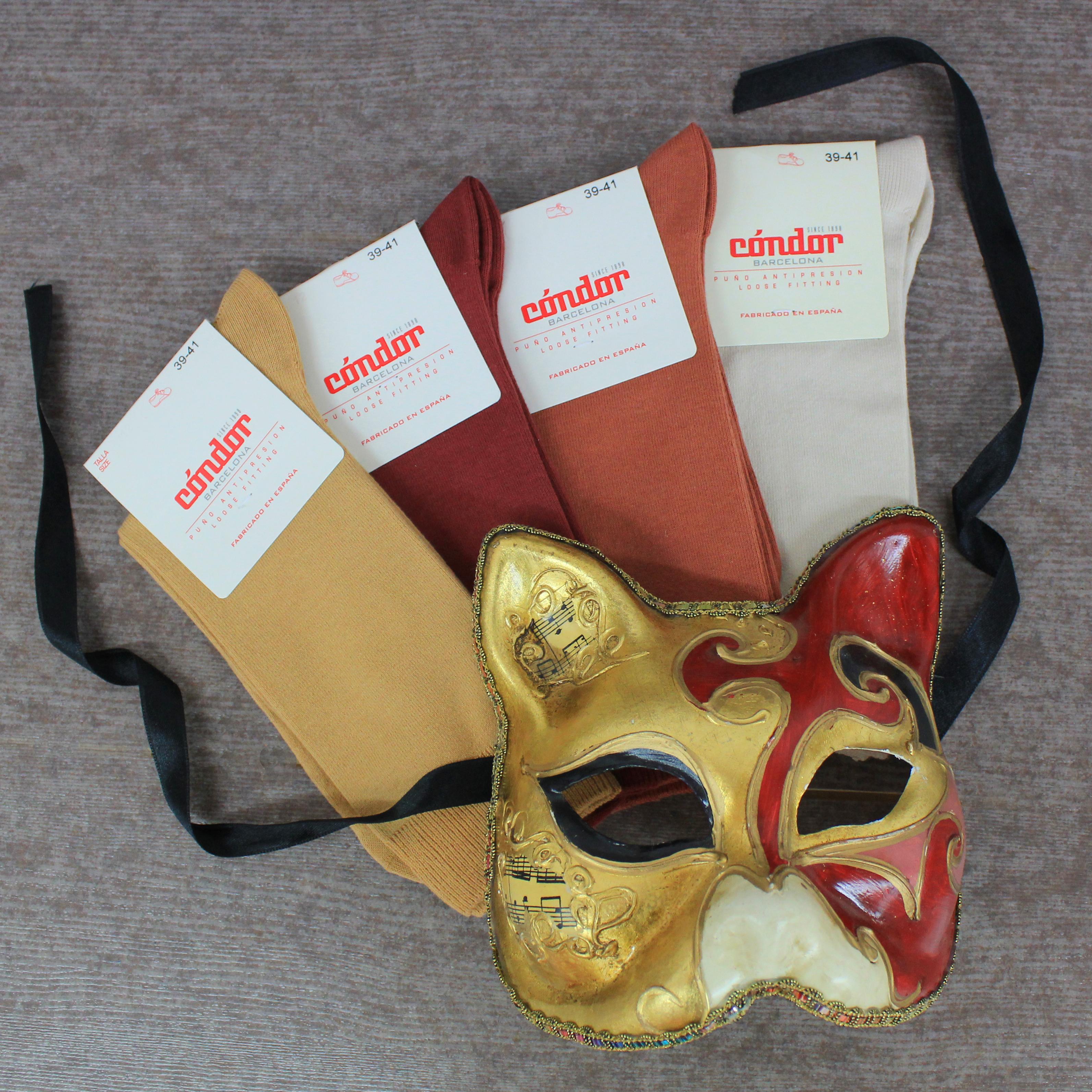 Complementos calcetines leotardos y jers is de colores for Colores condor