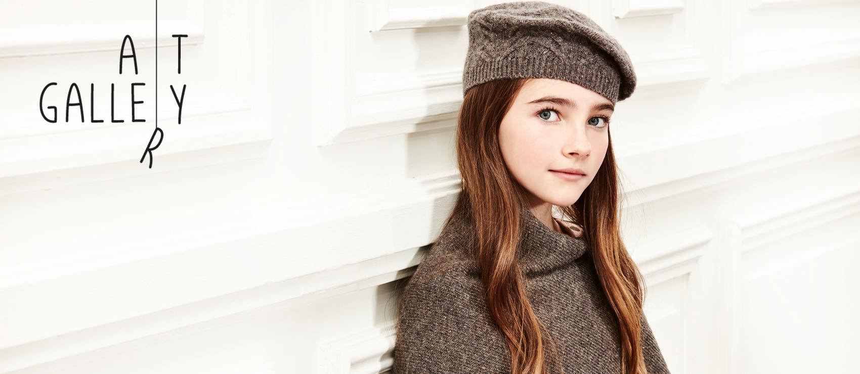 Coleccion moda infantil otoño invierno